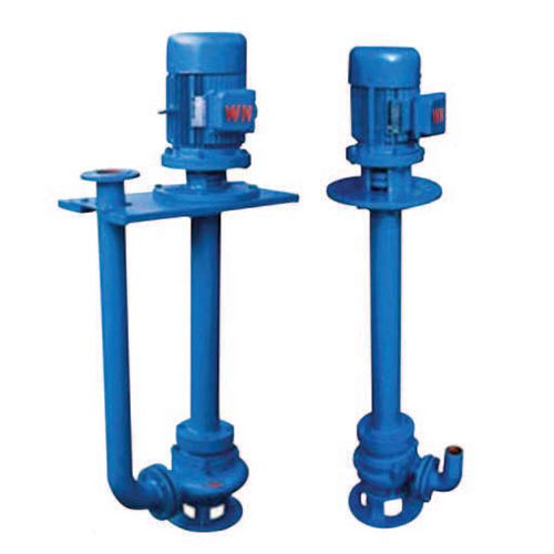 YW type chemical submerged pump