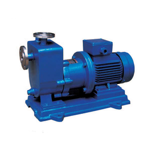 ZCQ self suction magnetic drive pump